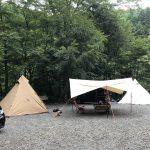 道志村スカイバレーキャンプ場で、おっさんだらけのオフ会キャンプ【前編】