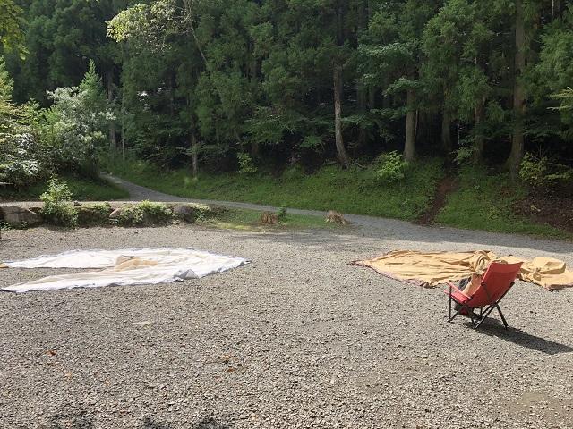 オフ 会 山梨 キャンプ 場